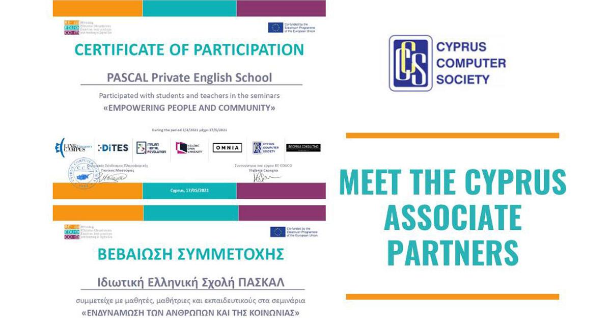Meet the Cyprus associate partners